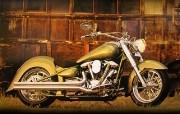 Yamaha摩托车 11年经典车型 壁纸7 Yamaha摩托车 静物壁纸