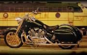 Yamaha摩托车 11年经典车型 壁纸8 Yamaha摩托车 静物壁纸