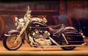 Yamaha摩托车 11年经典车型 壁纸9 Yamaha摩托车 静物壁纸