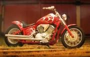Yamaha摩托车 11年经典车型 壁纸12 Yamaha摩托车 静物壁纸