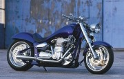Yamaha摩托车 11年经典车型 壁纸13 Yamaha摩托车 静物壁纸