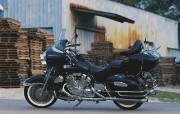Yamaha摩托车 11年经典车型 壁纸18 Yamaha摩托车 静物壁纸