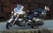 Yamaha摩托车 11年经典车型 壁纸20 Yamaha摩托车 静物壁纸
