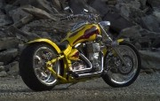 Yamaha摩托车 11年经典车型 壁纸21 Yamaha摩托车 静物壁纸