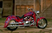 Yamaha摩托车 11年经典车型 壁纸22 Yamaha摩托车 静物壁纸