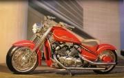 Yamaha摩托车 11年经典车型 壁纸49 Yamaha摩托车 静物壁纸
