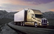 重型大卡车 宽屏壁纸 静物壁纸