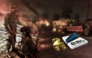 CoD2战争动作游戏 精选壁纸