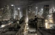 璀璨的都市夜景 精选壁纸