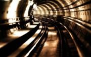 地铁隧道 精选壁纸