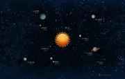 九大行星 精选壁纸