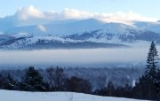 凯恩戈姆山脉雪景 多分辨率 壁纸21280x1024 凯恩戈姆山脉雪景(多 精选壁纸