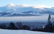 凯恩戈姆山脉雪景 多分辨率 壁纸31600x1200 凯恩戈姆山脉雪景(多 精选壁纸