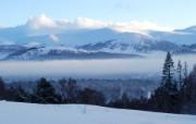 凯恩戈姆山脉雪景 多分辨率 壁纸61920x1200 凯恩戈姆山脉雪景(多 精选壁纸