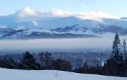 凯恩戈姆山脉雪景 多分辨率 壁纸71920x1440 凯恩戈姆山脉雪景(多 精选壁纸