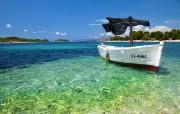 克罗地亚海滩 多分辨率 壁纸31280x800 克罗地亚海滩 (多分 精选壁纸