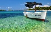 克罗地亚海滩 多分辨率 壁纸51280x1024 克罗地亚海滩 (多分 精选壁纸