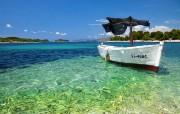 克罗地亚海滩 多分辨率 壁纸71440x900 克罗地亚海滩 (多分 精选壁纸
