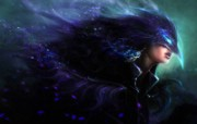 梦幻CG美女 多分辨率 壁纸71600x1200 梦幻CG美女(多分辨 精选壁纸