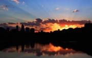 Minneapolis Sunset 精选壁纸
