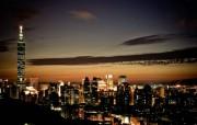 台北夜景(多分辨率) 精选壁纸