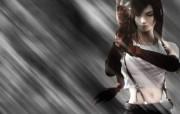 tifa 最终幻想7 多分辨率 壁纸11024x768 tifa最终幻想7 精选壁纸