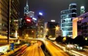 香港夜景 精选壁纸