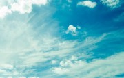 夏日的天空 精选壁纸
