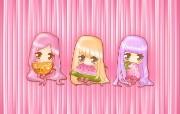 夏日粉粉可爱女孩 多分辨率 壁纸71440x900 夏日粉粉可爱女孩 ( 精选壁纸