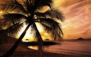 夕阳海湾 壁纸101600x1200 夕阳海湾 精选壁纸