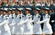 2009年国庆大阅兵女兵风姿壁纸 壁纸5 2009年国庆大阅兵 军事壁纸