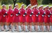 2009年国庆大阅兵女兵风姿壁纸 壁纸12 2009年国庆大阅兵 军事壁纸