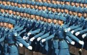 2009年国庆大阅兵女兵风姿壁纸 壁纸14 2009年国庆大阅兵 军事壁纸