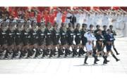 2009年国庆大阅兵女兵风姿壁纸 壁纸16 2009年国庆大阅兵 军事壁纸