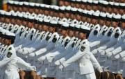 2009年国庆大阅兵女兵风姿壁纸 壁纸18 2009年国庆大阅兵 军事壁纸