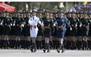 2009年国庆大阅兵女兵风姿壁纸 壁纸21 2009年国庆大阅兵 军事壁纸