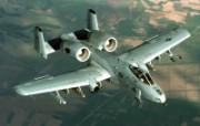 A10雷电式攻击机专辑 A10雷电式攻击机壁纸 军事壁纸