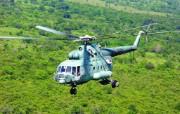 AV 8B战机 Mi 17直升机壁纸 壁纸4 AV8B战机 Mi 军事壁纸