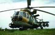 AV 8B战机 Mi 17直升机壁纸 壁纸6 AV8B战机 Mi 军事壁纸