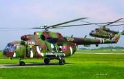 AV 8B战机 Mi 17直升机壁纸 壁纸9 AV8B战机 Mi 军事壁纸