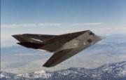 F117A隐形轰炸机专辑 F117A隐形轰炸机壁纸 军事壁纸