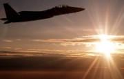 F15鹰式战斗机专辑 F15鹰式战斗机壁纸 军事壁纸