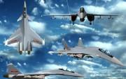 国产歼11战斗机壁纸 国产歼11战斗机壁纸 军事壁纸