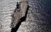 海上巨无霸 航母 壁纸3 海上巨无霸航母 军事壁纸