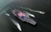 海上巨无霸 航母 壁纸6 海上巨无霸航母 军事壁纸