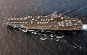 海上巨无霸 航母 壁纸11 海上巨无霸航母 军事壁纸