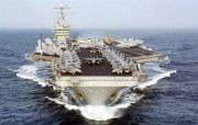 海上巨无霸 航母 壁纸12 海上巨无霸航母 军事壁纸