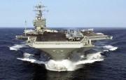 海上巨无霸 航母 壁纸13 海上巨无霸航母 军事壁纸