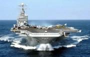 海上巨无霸 航母 壁纸14 海上巨无霸航母 军事壁纸