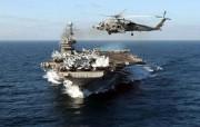 海上巨无霸 航母 壁纸15 海上巨无霸航母 军事壁纸